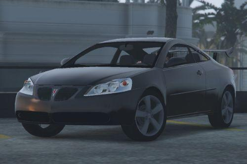 2009 Pontiac G6 GTP Coupe [Replace]