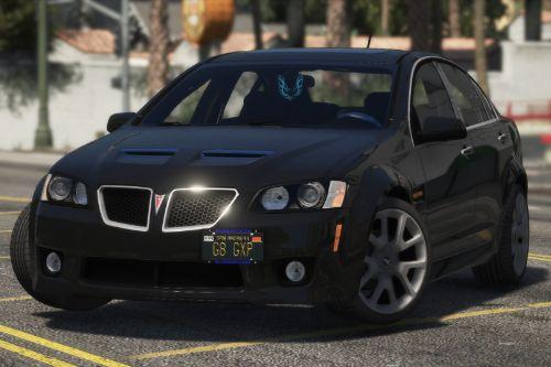 2009 Pontiac G8 GXP [Replace]