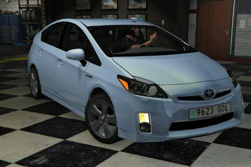 2009 Toyota Prius III [ZVW30] [Eu plates/Replace]