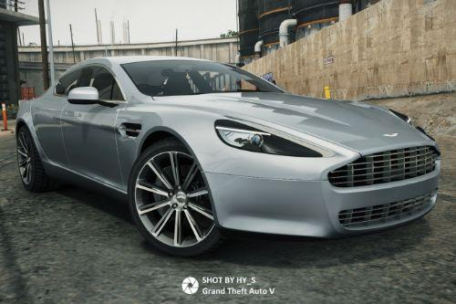 2010 Aston Martin Rapide [Add-on]