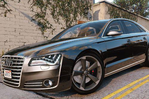 2010 Audi A8 FSI [Add-On / Replace]