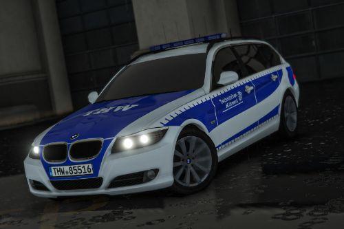 2010 BMW 325d THW [Livery]