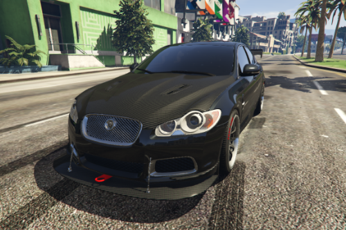2010 Jaguar XFR [Add-On / Replace |Tuning]