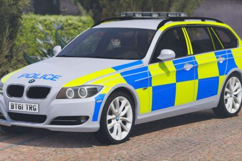 2011 Police BMW 330D Touring
