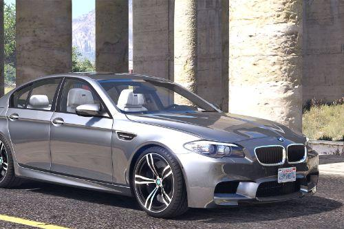 2012 BMW M5 f10 [Add-On | Replace | Tuning | Animated]