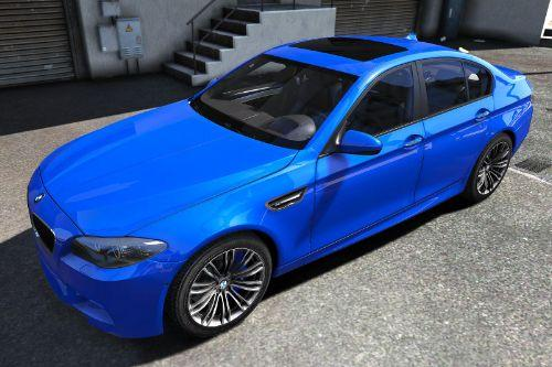 2012 BMW M5 F10 [Add-On / Replace]
