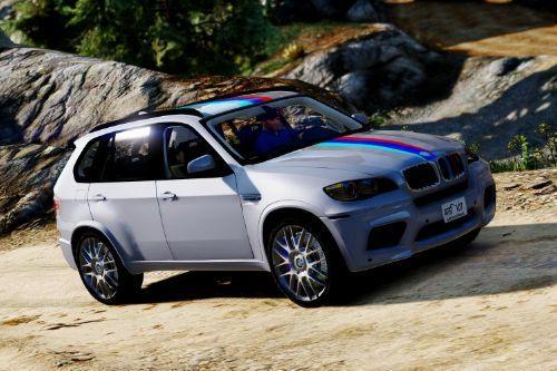 2012 BMW X5M Special