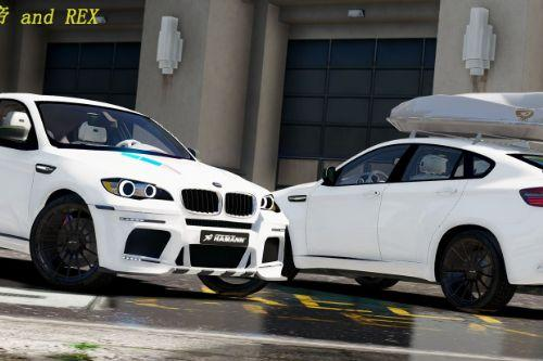 2012 BMW X6 Hamann [Add-On]