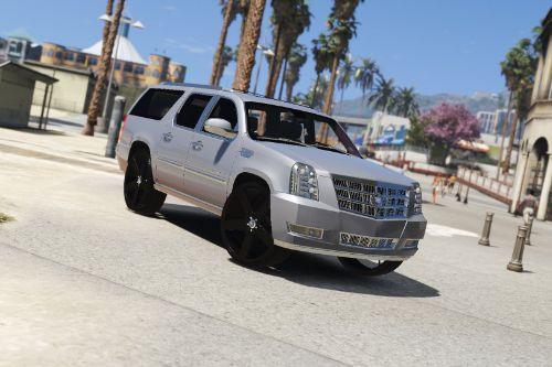 2012 Cadillac Escalade Platinum ESV [Replace]