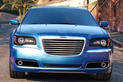 2012 Chrysler 300 SRT8 [Add-On / Replace | Tuning]