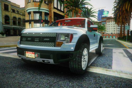 2012 Ford F-150 SVT Raptor [Add-On | Tuning | Extras]
