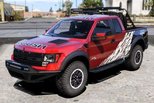 2012 Ford F150 SVT Raptor R [Add-On / Replace]