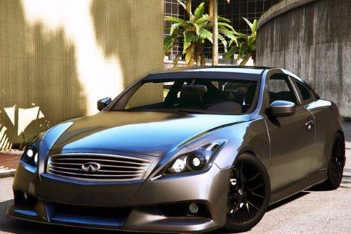 2012 Infiniti IPL G Coupe [Add-On]
