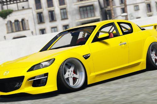 2012 Mazda RX8 Spirit R Modified