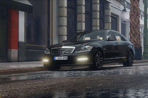 2012 Mercedes-Benz S65 AMG (W221) [Add-On | Tuning]