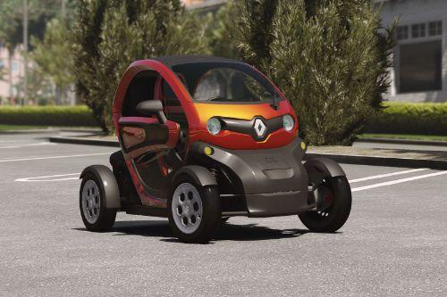 2012 Renault Twizy [Add-On | Tuning]