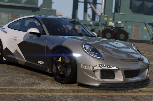 2012 RUF RGT-8 991 [Add-On | Livery]