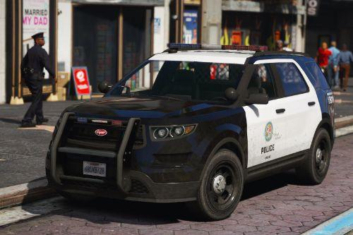 2012 Vapid Scout Police Utility [Add-on | Mapped]