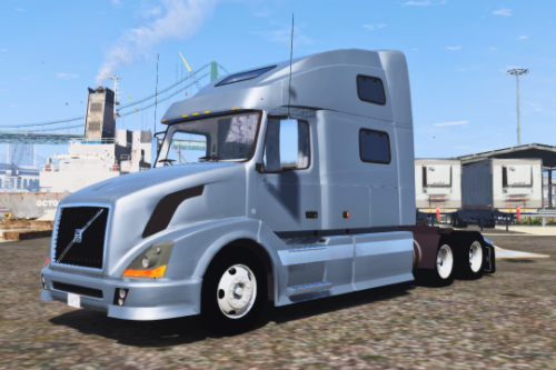 2012 Volvo VNL 780 Truck [Livery / Extras / Add-On / Replace ]