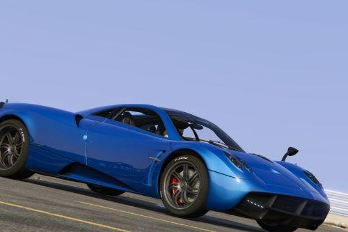 2014 Pagani Huayra [Add-On / Replace]