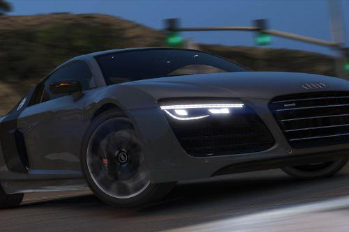 2013 Audi R8 5.2 FSI Quattro Plus [Add-On / Replace]