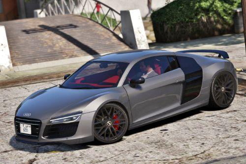2013 Audi R8 V10 & PPI Razor Tuning [Add-On]