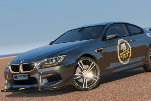 [2013 BMW M6 Coupe]Prior Design livery