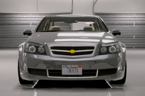 2013 Chevrolet Caprice LS [Add-On / Replace]