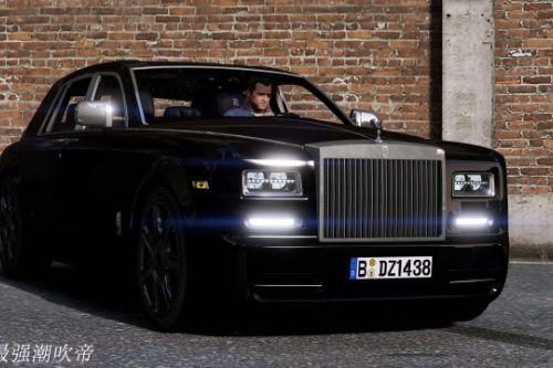 2014 rolls Royce Phantom (Add-On)