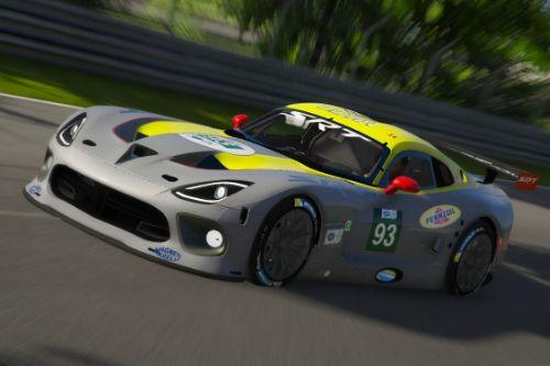 Dodge Viper GTS-R LeMans 2013 [Add-On | Handling]