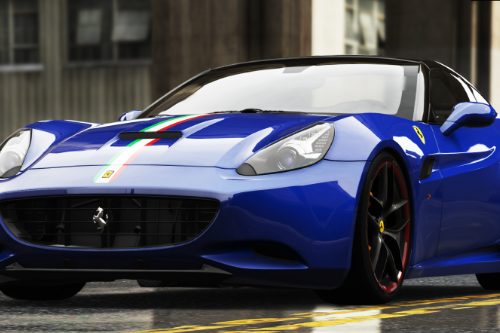 2013 Ferrari California-Uniform