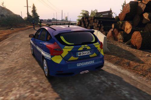 2013 Ford Focus ST Gendarmerie