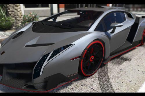 2013 Lamborghini Veneno [Add-On]