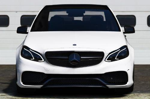 Handling for 2013 Mercedes-Benz E63 AMG