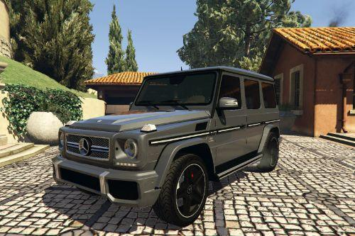 2013 Mercedes-Benz G65 AMG [Add-On / Replace | Tuning]