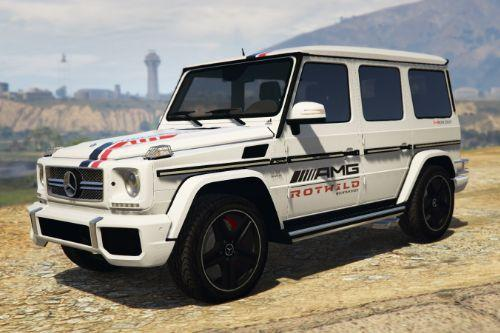 C77187 mercedes benz g65 amg 2013 smokey   richie schleys amg1