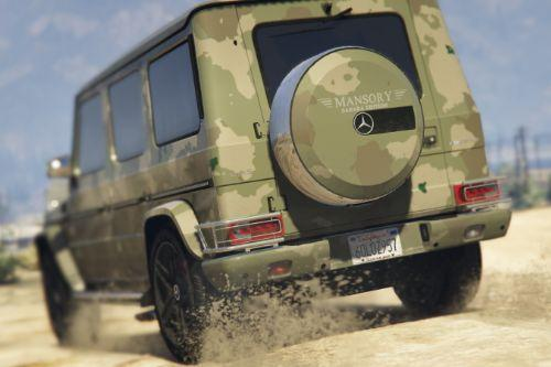 920339 mercedes benz g65 amg 2013 smokey   sahara edition1