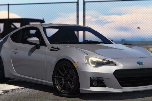 2013 Subaru BRZ  [Add-On / FiveM | Tuning | LODs]