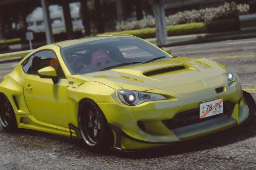2013 Toyota GT86 [Add-On | Tuning | Template]