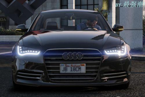 Audi A6 Skylight Edition 2013 [Replace](顶配天窗版)