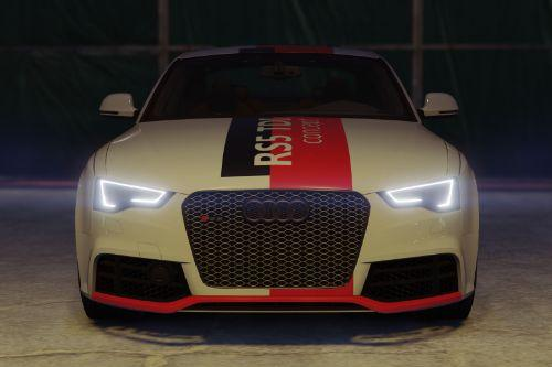 2014 Audi RS5 applique livery