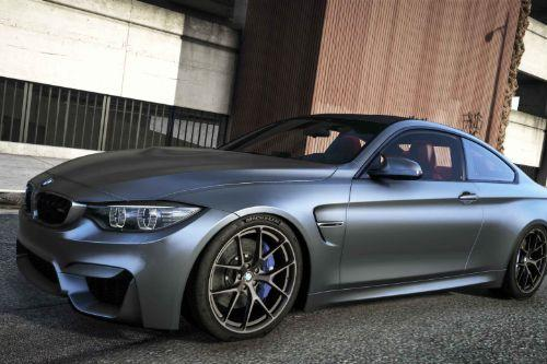 2014 BMW M4 F82 (Varis Kit) [Add-On | Tuning | Template]