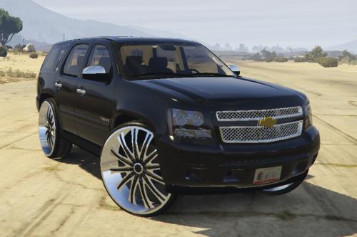 2014 Chevrolet Tahoe LTZ (Custom Style)