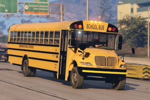 2014 International IC CE - American School Bus