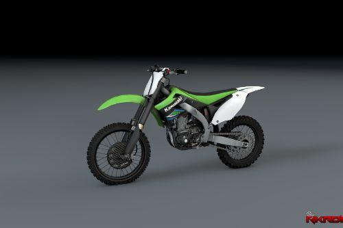 2014 Kawasaki KX450F with Liveries