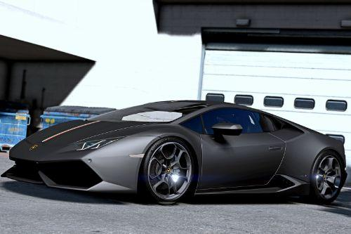 2014 Lamborghini Huracan LP610-4 [Add-On / Replace | Template]
