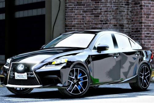 2014 Lexus IS 350 [Add-On | Tuning | Template]