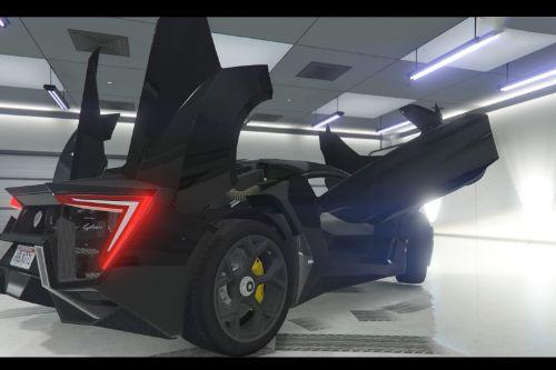 2014 WMotors Lykan Hypersport (Furious 7) [Tuning]