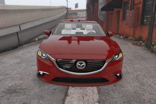 2014 Mazda 6 [ADD-ON/REPLACE]