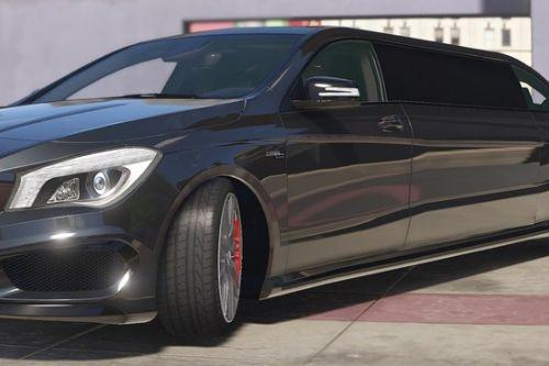 2014 Mercedes-Benz CLA 45 AMG Limousine [Replace]
